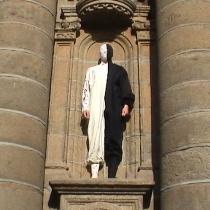 Pauline Le Goïc, performance à la cathédrale St Pierre de Rennes